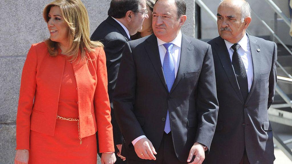 Políticos y ex presidentes, entre los invitados