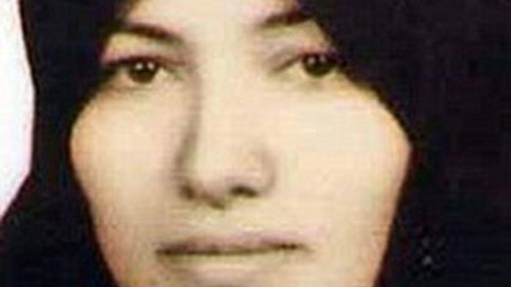 Imagen de archivo de Sakineh Mohammadi Ashtiani, la mujer iraní condenada a morir lapidada.