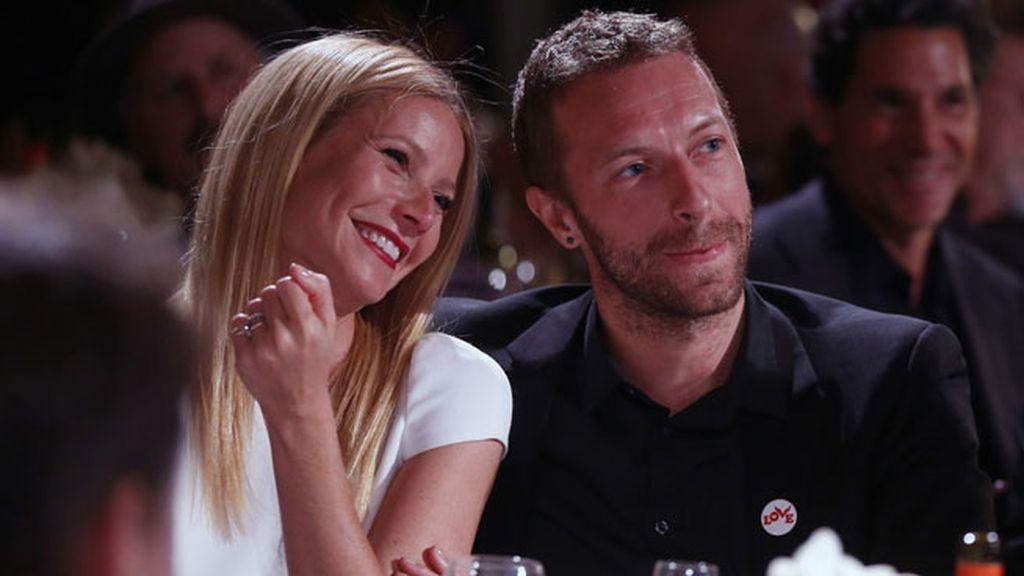 """Gwyneth Paltrow y Chris Martin decían estar """"con nuestros corazones llenos de tristeza"""""""