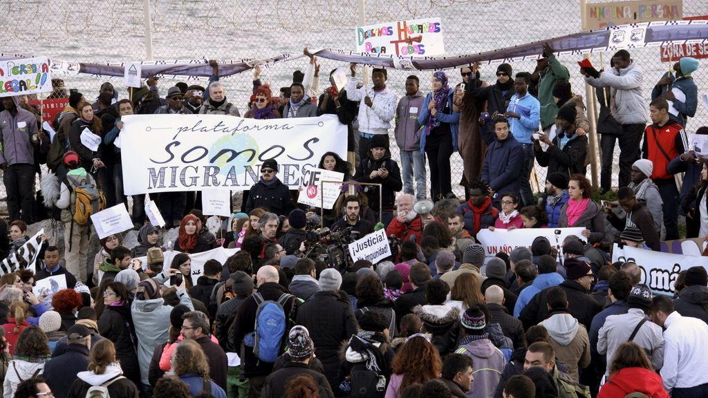 Imputados 16 guardias civiles por la tragedia de El Tarajal (Ceuta)