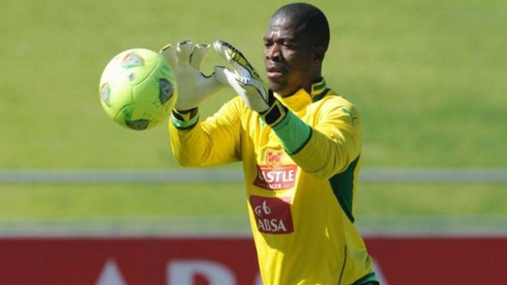Asesinado a tiros el capitán y portero de la selección de fútbol de Sudáfrica