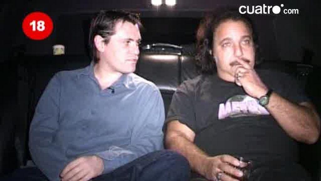 Los Ángeles. De fiesta con Ron Jeremy