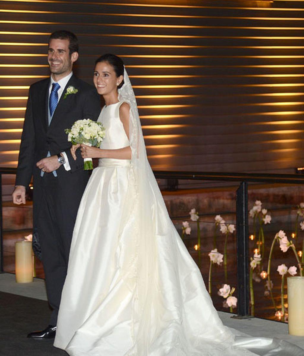 La boda de Pablo Lara y Anna Brufau
