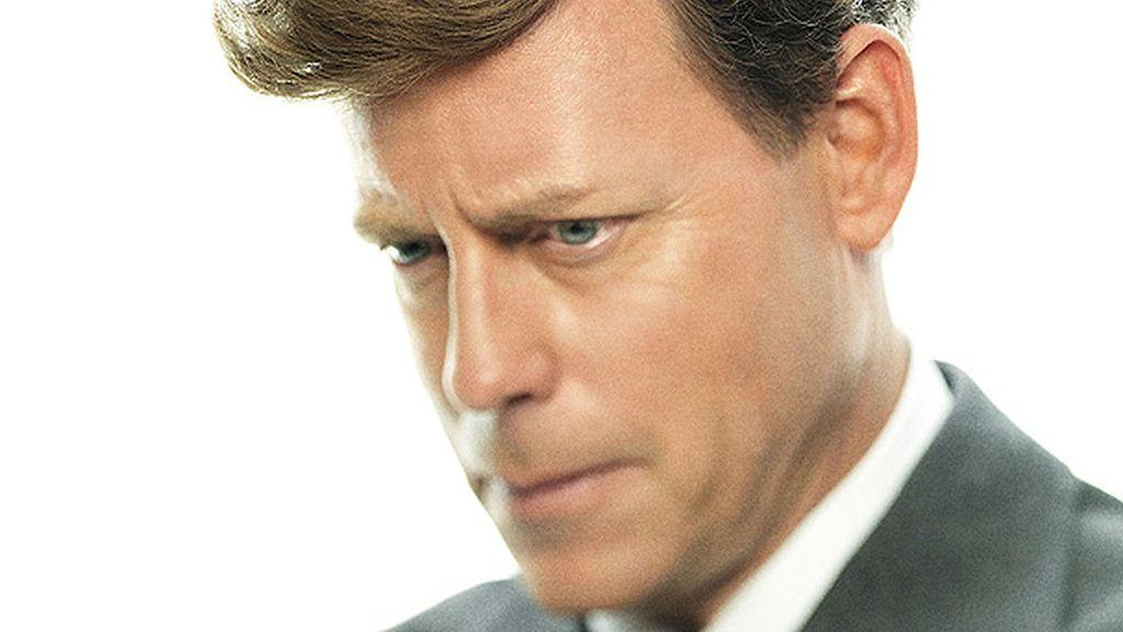 John Fitzgerald Kennedy (Greg Kinnear)