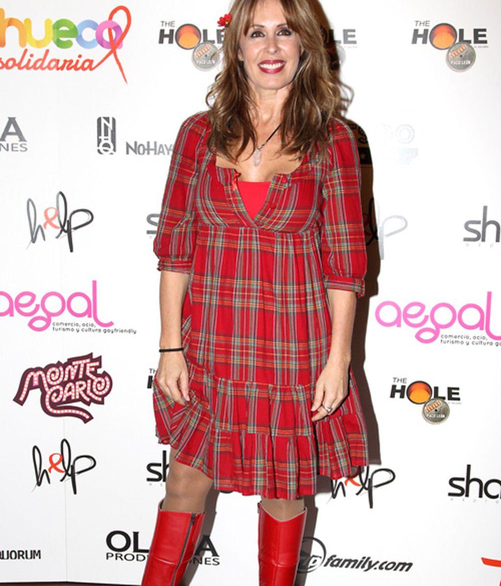 Las españolas peor vestidas de 2011