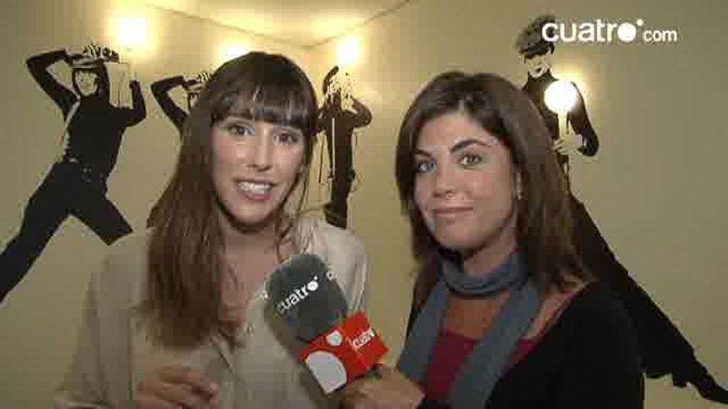 EXLUSIVA. Samanta Villar cede el testigo a Adela Úcar en 21 días viviendo la fama