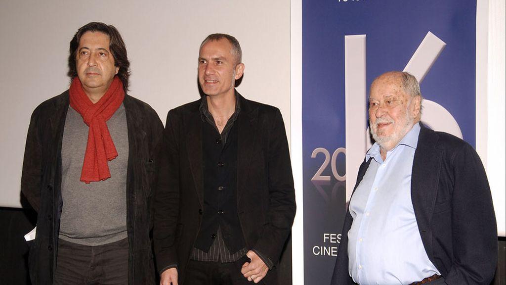 Presentacion del Festival Solidario de Cine Español de Caceres