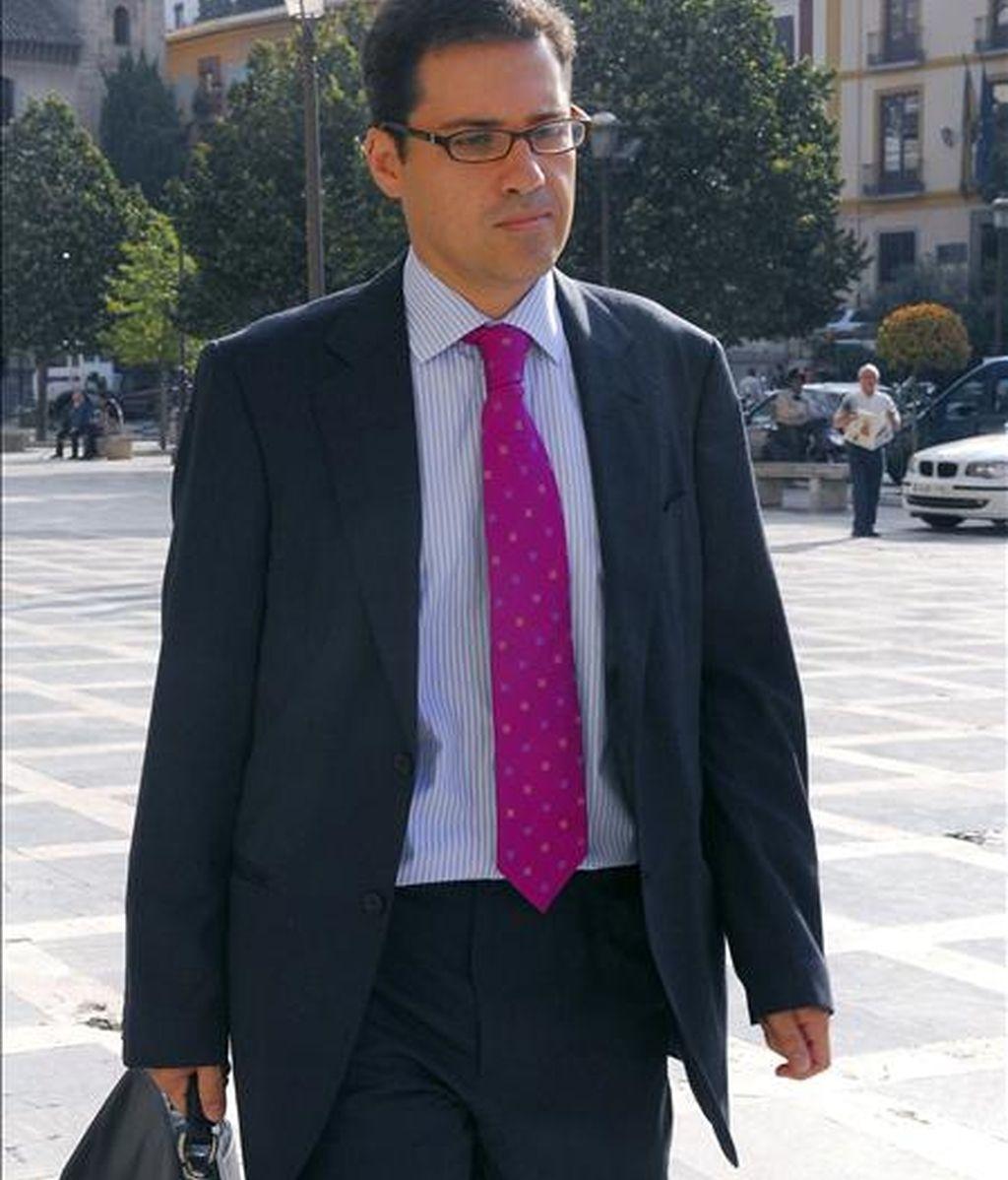 El magistrado Miguel Ángel Torres, quien instruyó inicialmente la operación Malaya contra la corrupción urbanística en Marbella. EFE/Archivo