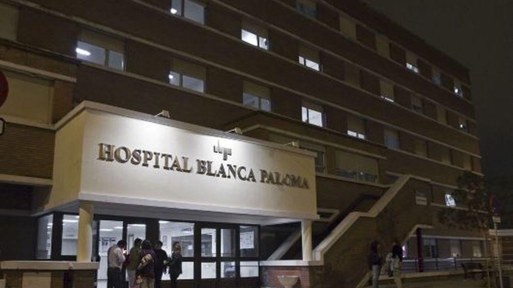 La fallecida visitaba a su madre en el hospital Blanca Paloma de Huelva. Vídeo: Informativos Telecinco