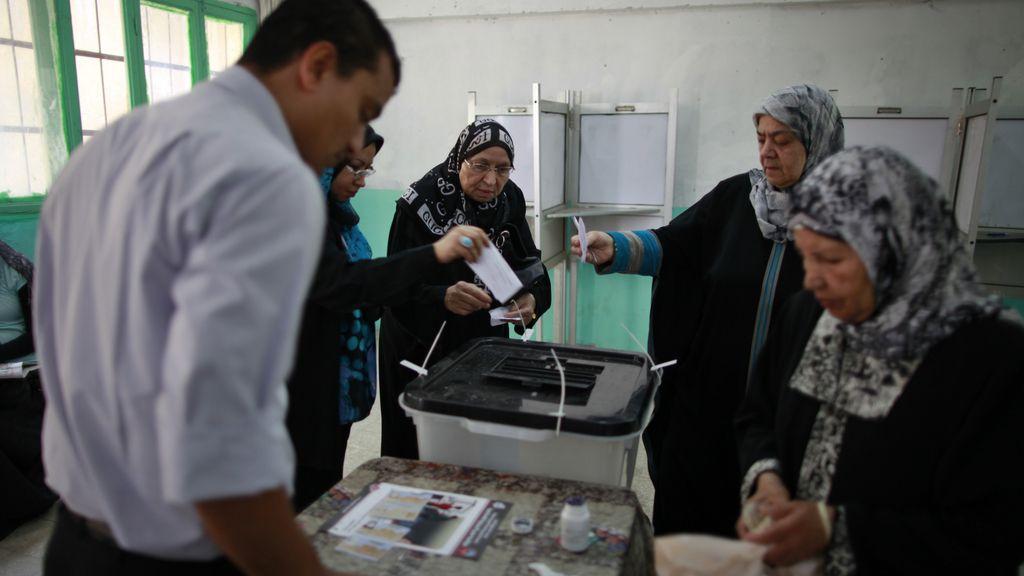 Votaciones Egipto (Reuters)