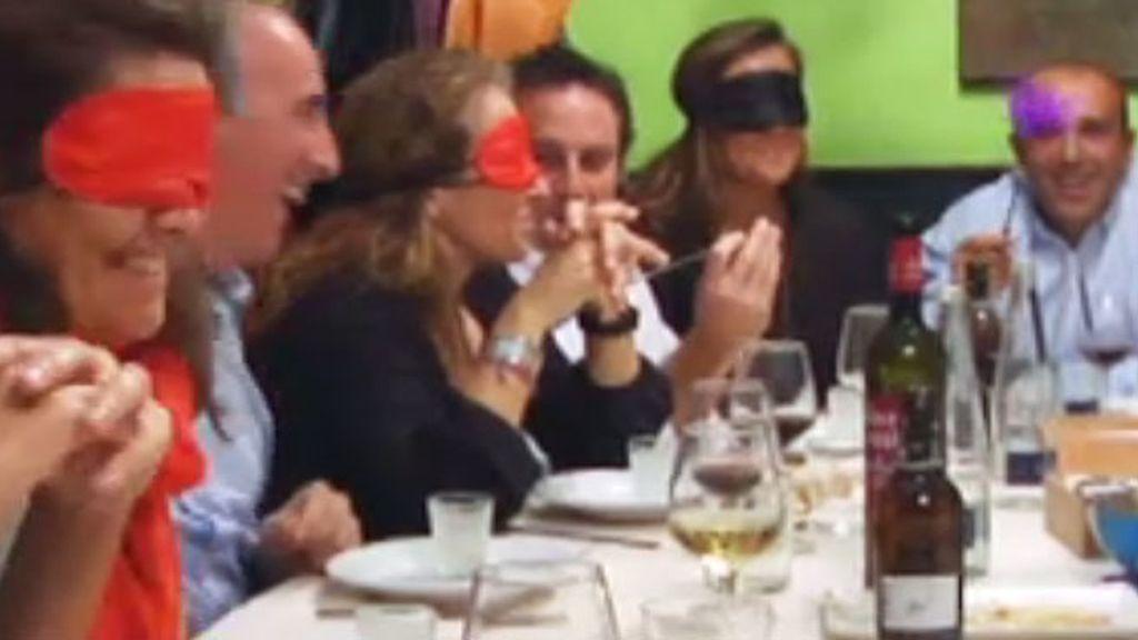 La cena más erótica de Adela Ucar
