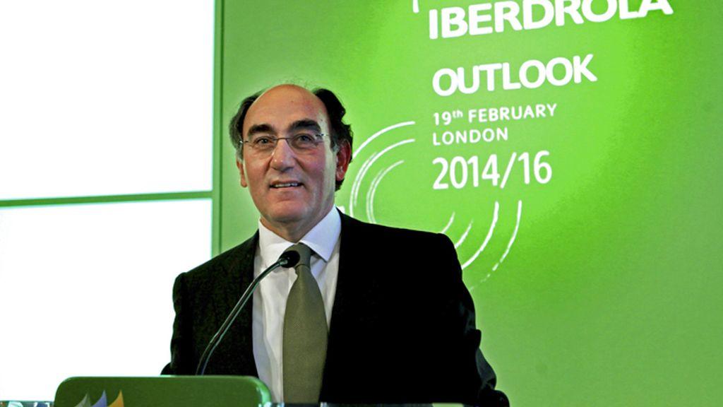 """El presidente de Iberdrola asegura que el negocio de generación en España """"pierde dinero"""""""