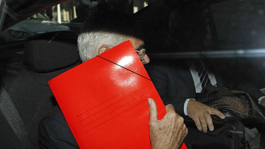 El fiscal superior de Cataluña, José María Romero de Tejada