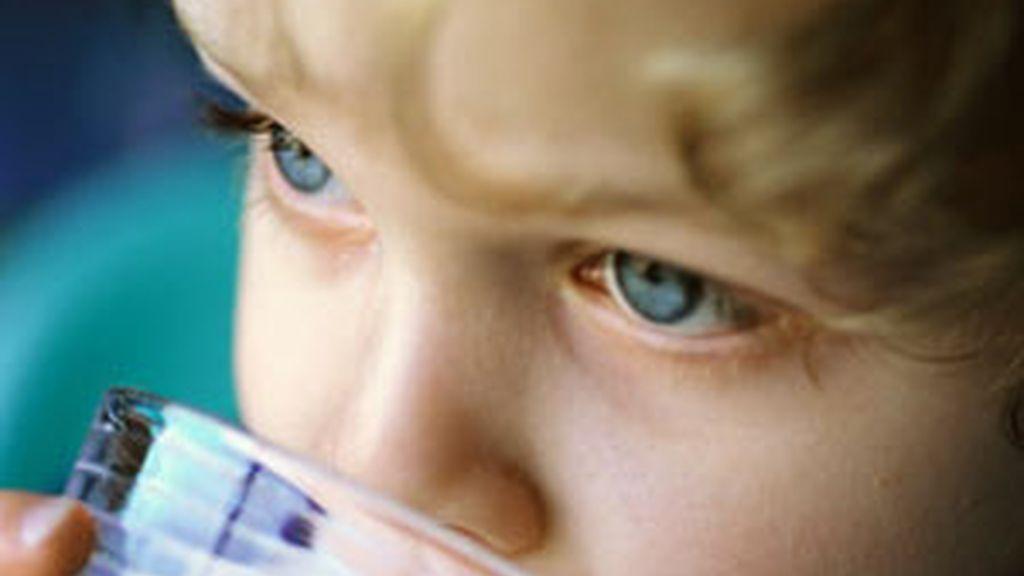 La reacción alérgica ante la proteína de la leche de vaca suele ser la primera en aparecer en la vida FOTO: GTRES