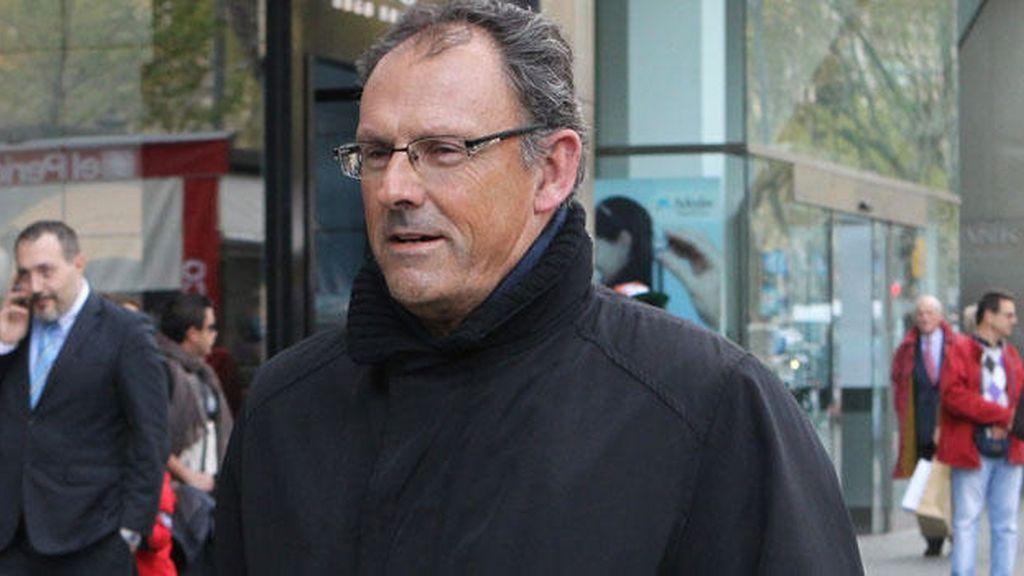 Mario Pascual Vives, abogado del Duque de Palma