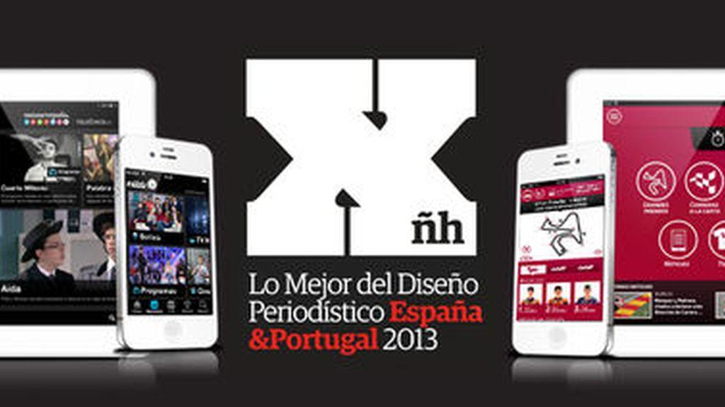 El diseño de la aplicación de Mitele.es para móviles, medalla de oro en los Premios ÑH