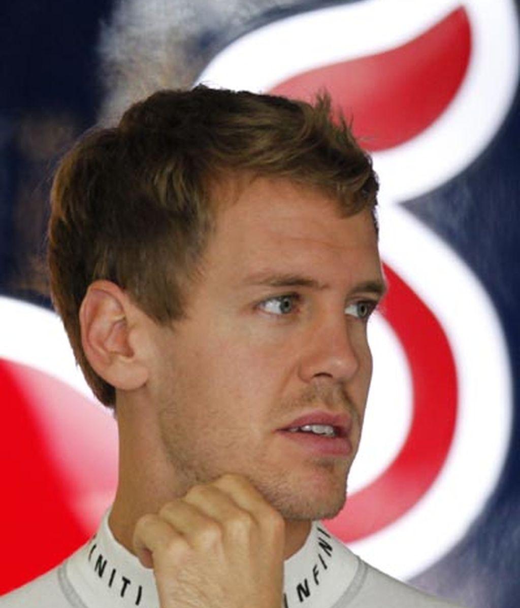Jason Vettel en Japón