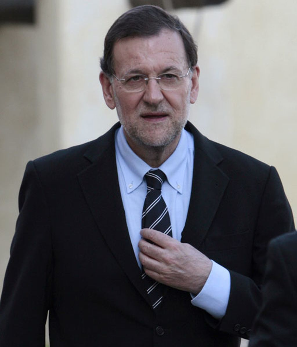 Mariano Rajoy en la cumbre del G-20