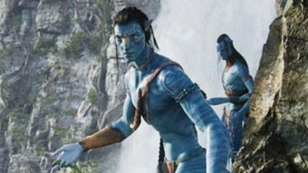 Grandes, bellos y azules