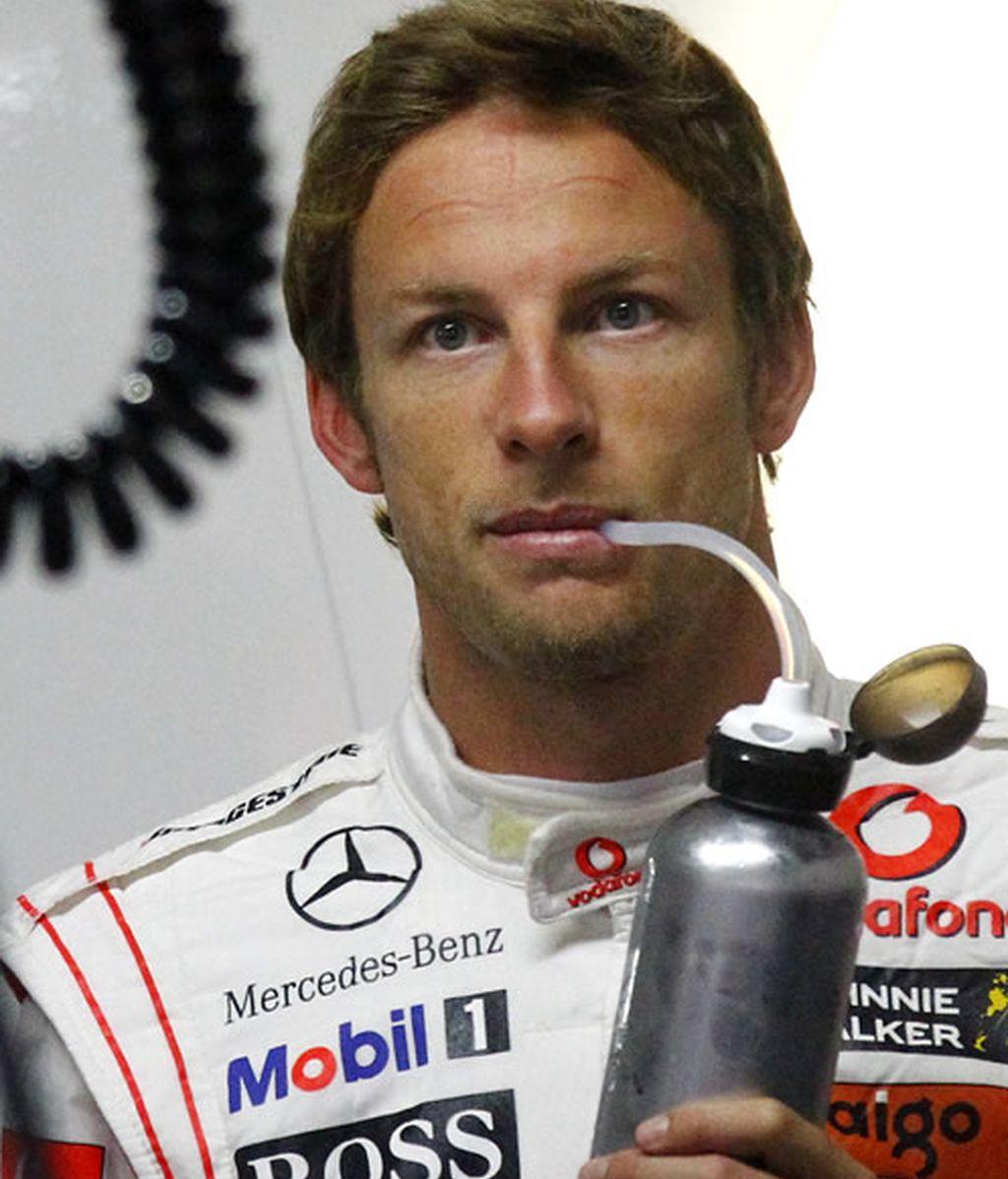 Button critica a Ferrari