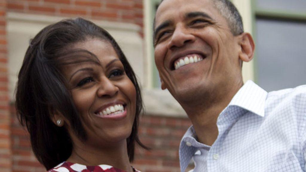 Barachelle (Barack y Michelle Obama)