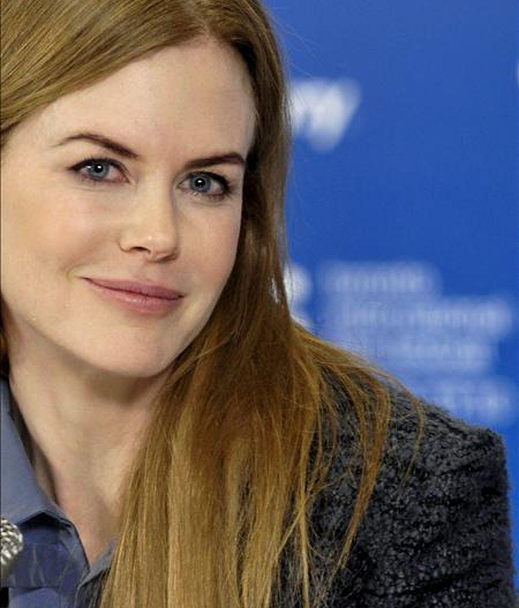 La actriz australiana nacida en Estados Unidos, Nicole Kidman. EFE/Archivo