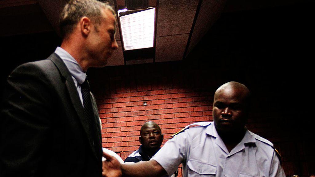 Pistorius, ante el juez