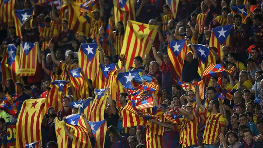 Antiviolencia propone una sanción de 123.000 euros a la Federación y 60.000 al Barça