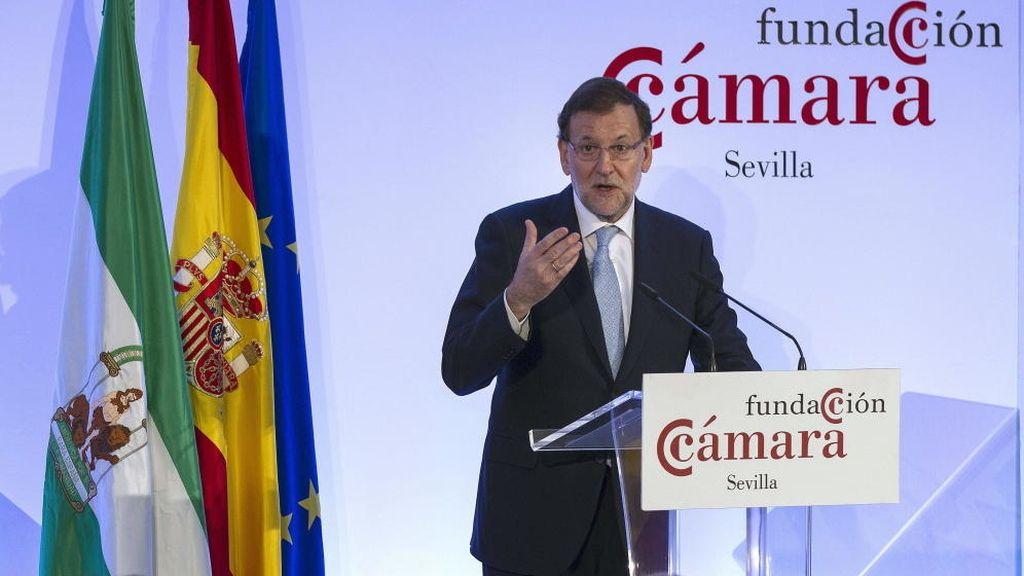 Rajoy se reúne con empresarios andaluces