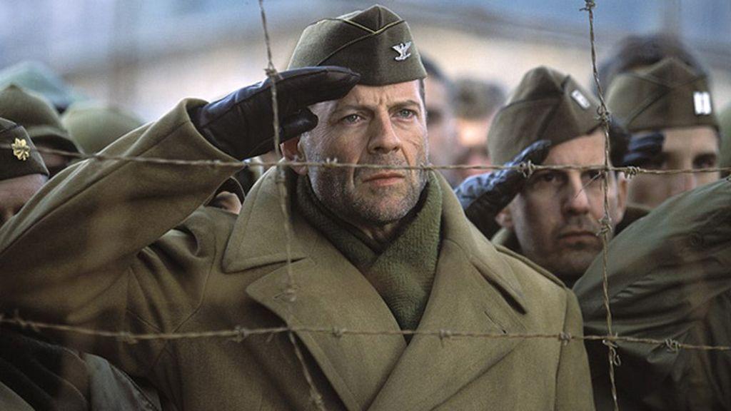 Bruce Willis fue el inteligente estratega de 'La guerra de Hart'