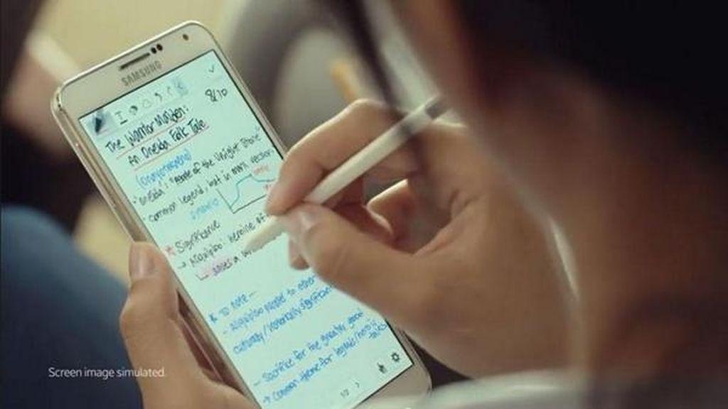 Samsung Galaxy Note 4, Galaxy Note 4, #Vuelveaescribir