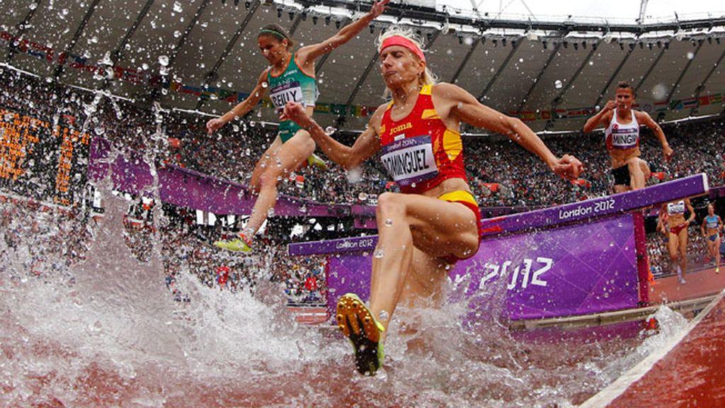 Marta Domínguez, duodécima en la final de 3000 obstáculos