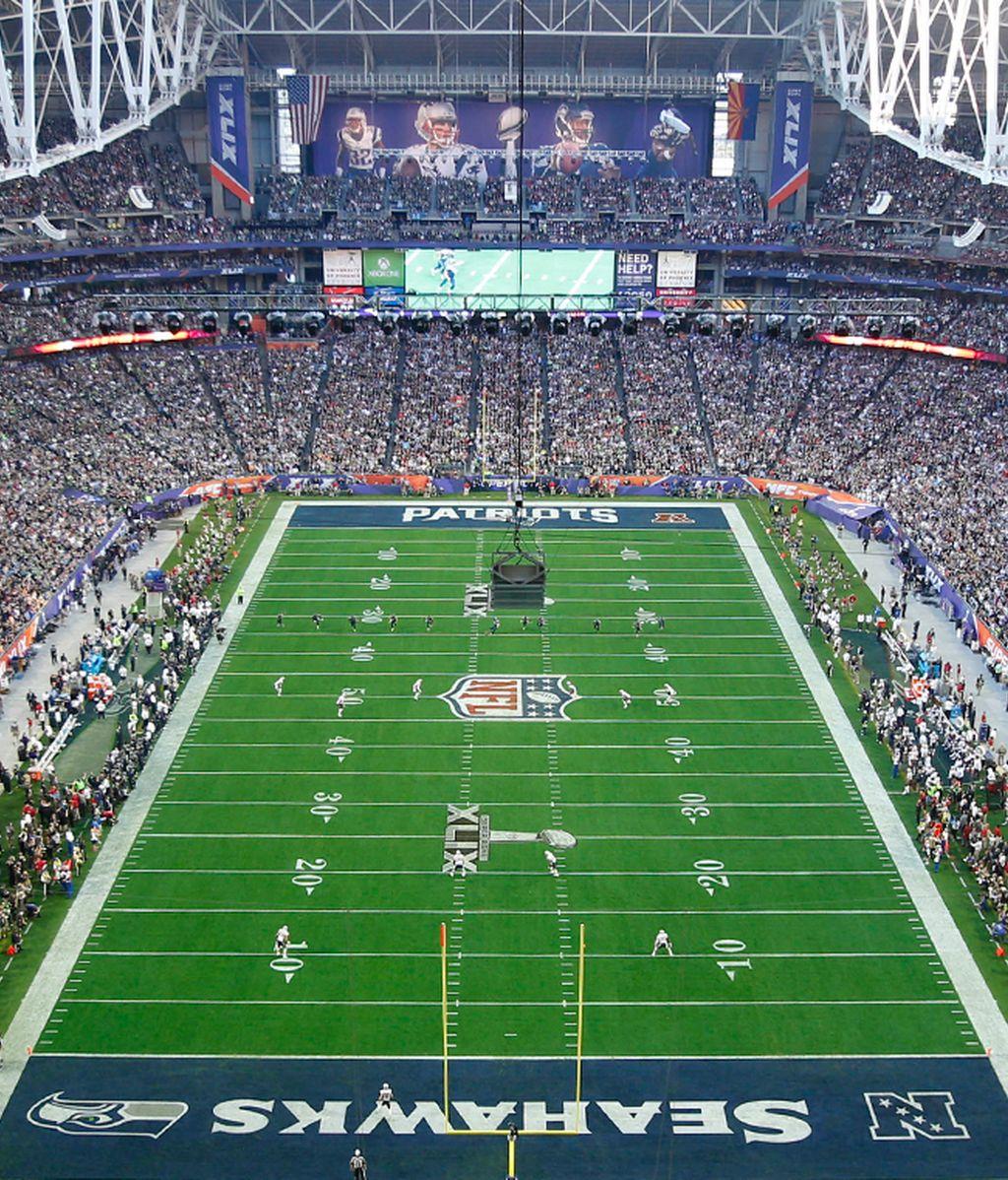 Los templos de la NFL