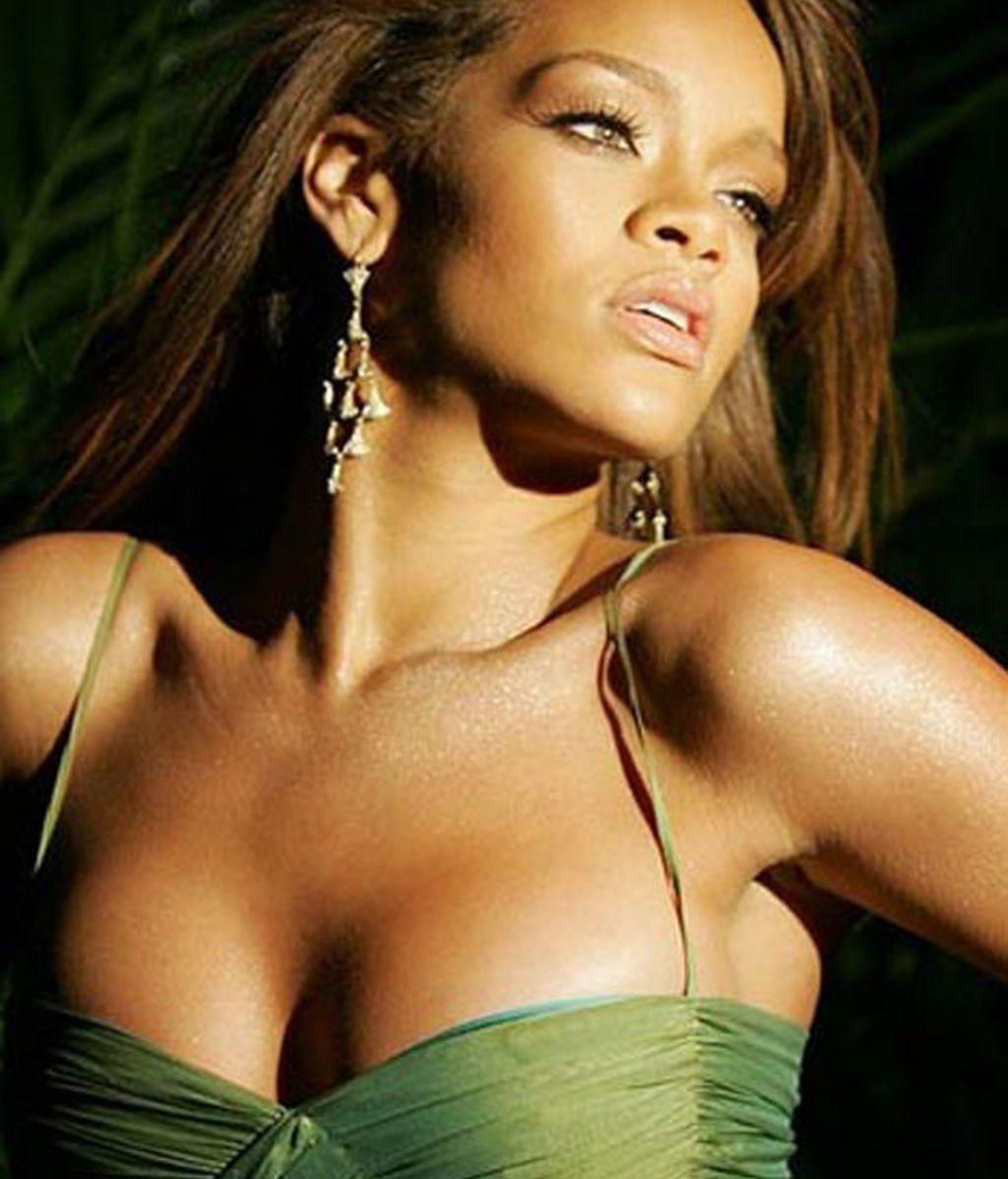 Rihanna, la octava mujer más sexy