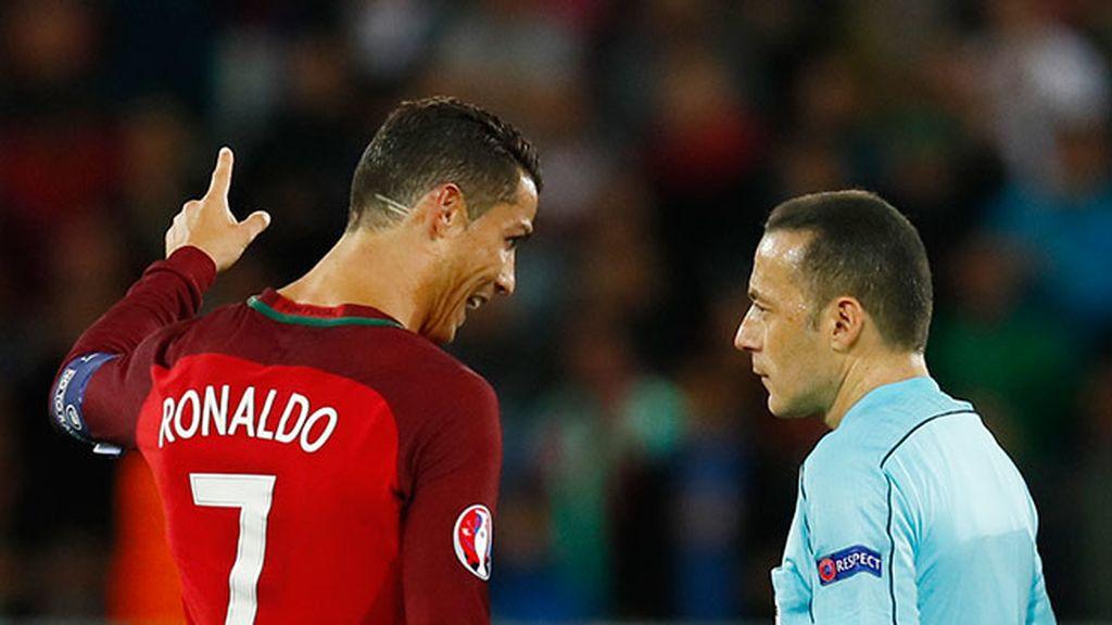 Cristiano Portugal árbitro