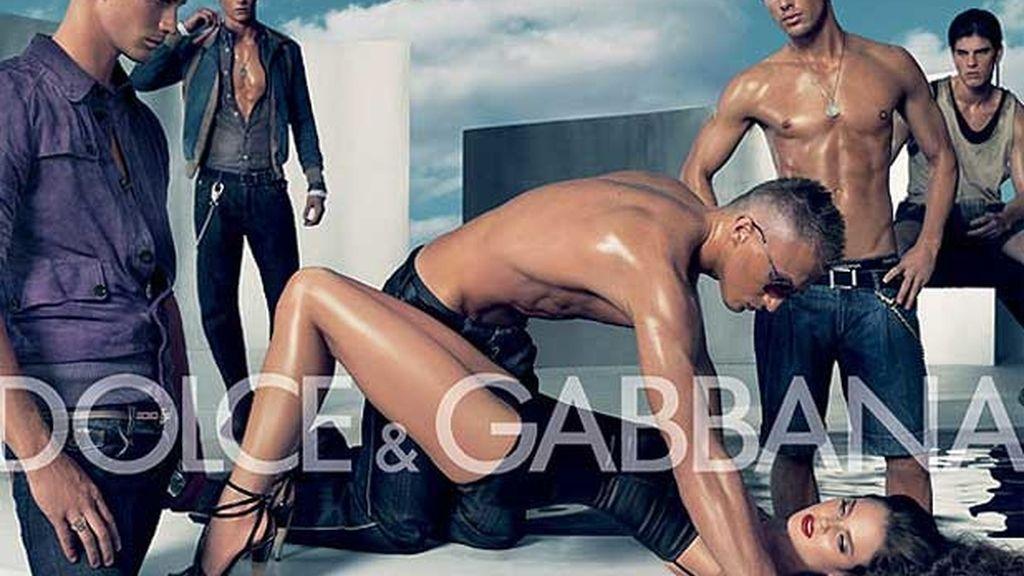 "Dolce & Gabbana hablaba de ""arte"""