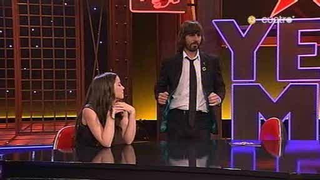 Santi Millán se queda con las ganas de bailar con Ana de Armas