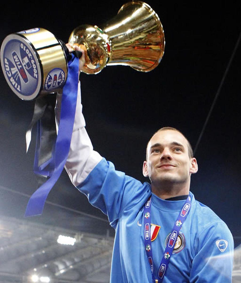 Inter de Milan, ganador de la Copa