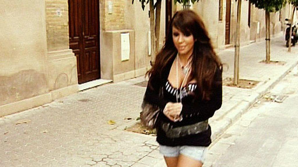 Silvia rumbo a Sevilla