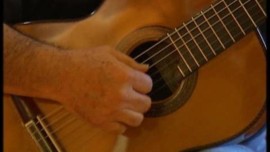 El artesano de las guitarras más exitosas