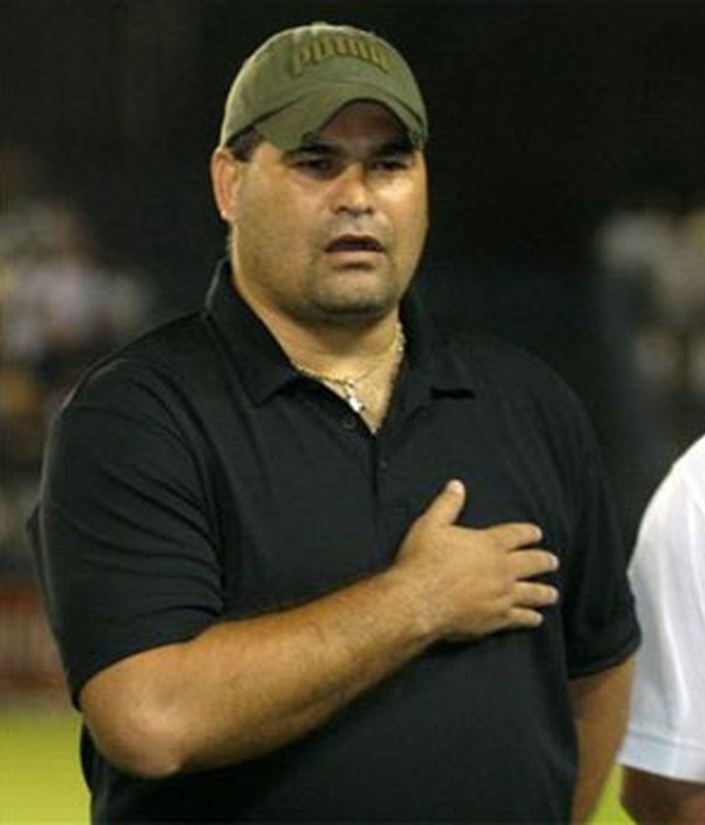 El ex portero paraguayo José Luis Chilavert. Foto: EFE.