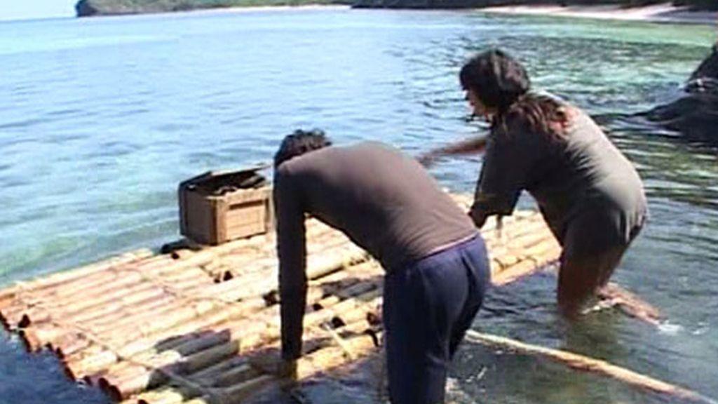Los supervivientes apuran sus últimos días en la Isla