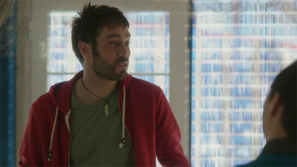 Su aparición en el primer capítulo de la segunda temporada, en fotos