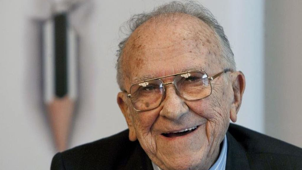 Santiago Carrillo, ex secretario general del PCE