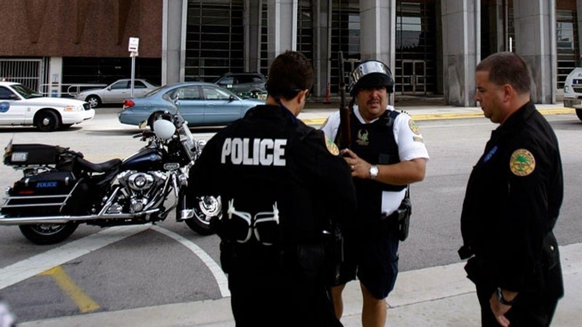 Caníbal en Miami. Foto: REUTERS