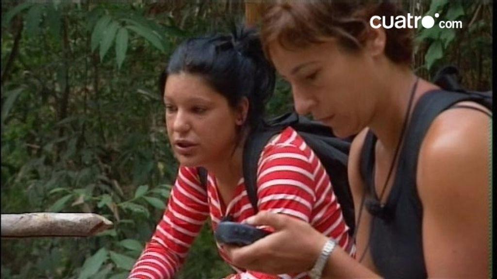Sandra y Belinda, ¿más falsas que judas?