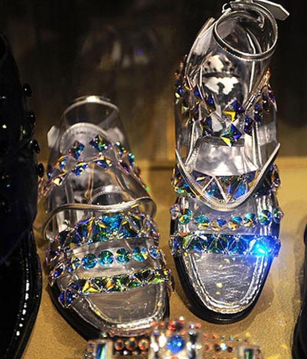 Exóticos y extravagantes, los objetos del rey del pop
