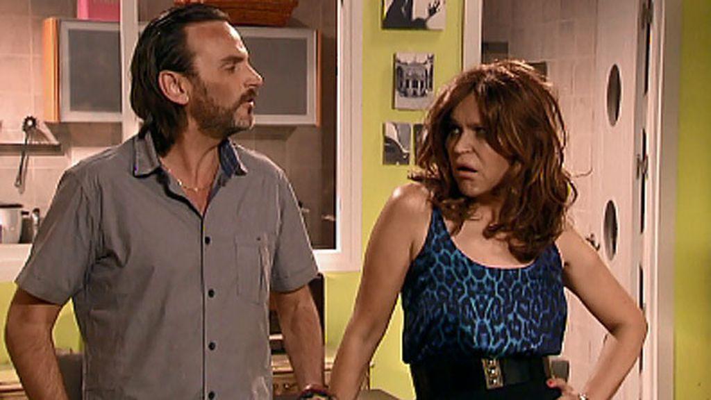 El reencuentro entre Paca Pacheco y el de los espetos