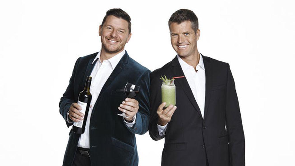 Para abrir el apetito llegan Pete Evans y Manu Feildel en 'En mi cocina mando yo'