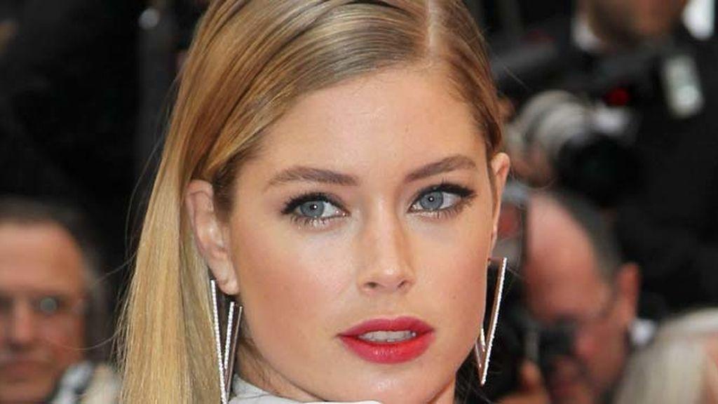 Doutzen-Kroes en el Festival de Cannes